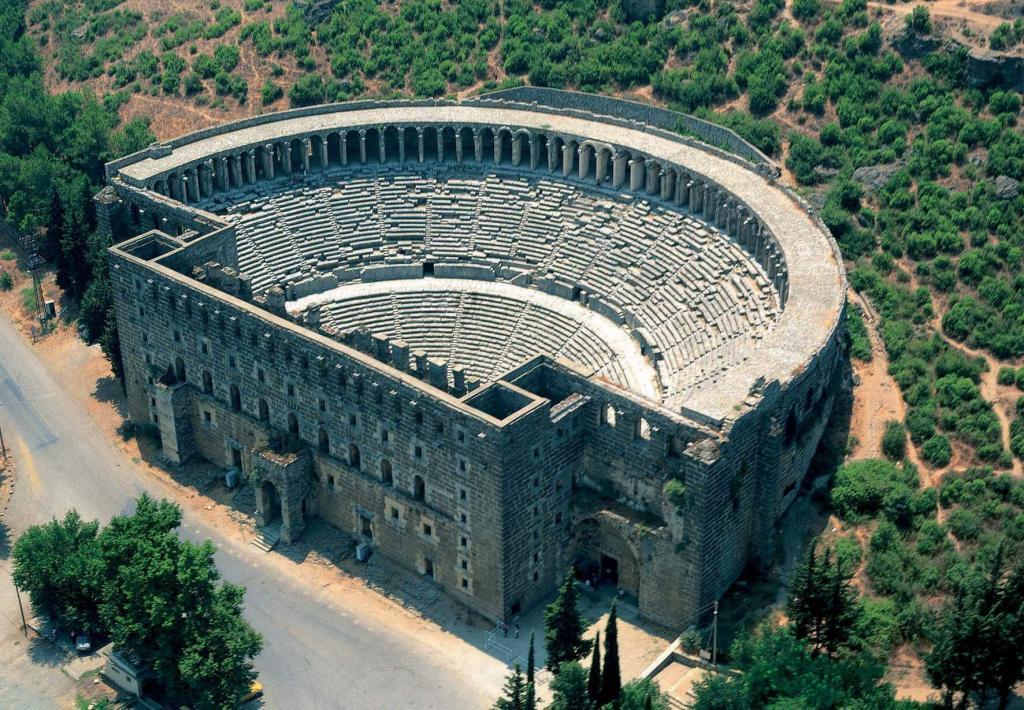 Aspendos Ancient City