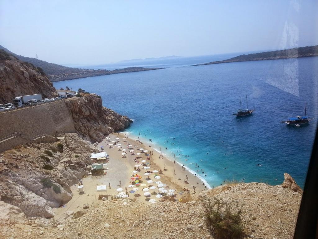 Akcagerme Beach Kas Antalya