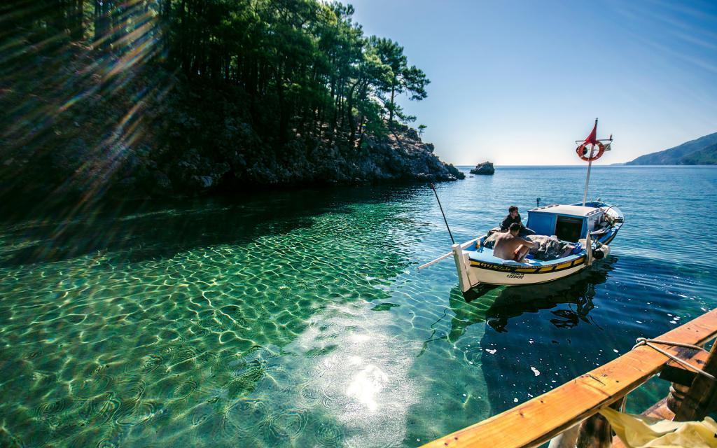 Antalya Boat Tour