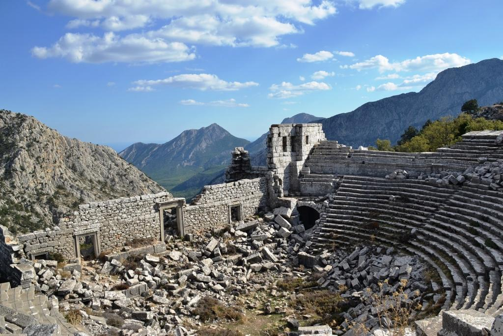 Antalya Termessos Ancient City
