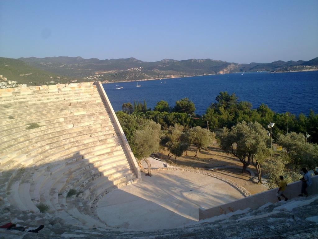 Antiphellos Theatre Kas Antalya