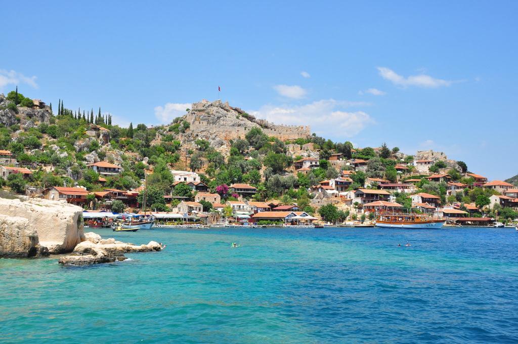Kalekoy Kas Antalya