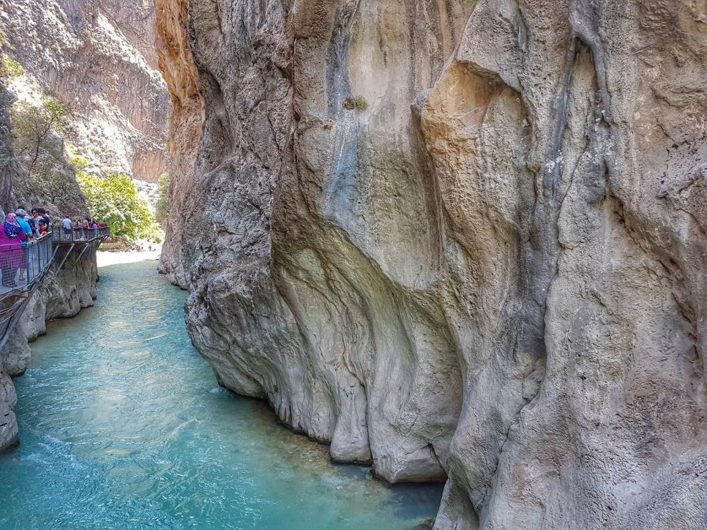 Kas Saklikent Canyon Antalya