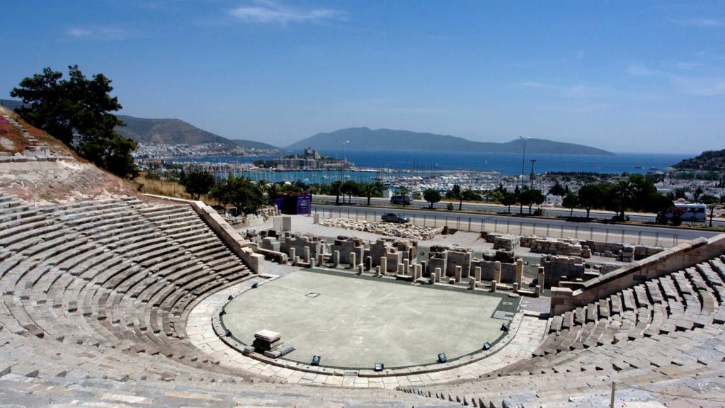 Bodrum Ancient Theatre