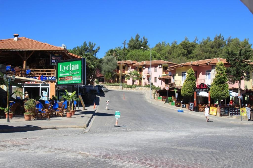 Fethiye Hisaronu Town