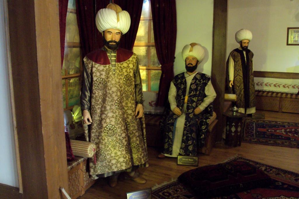 Marmaris Haci Ahmet Urkay Museum