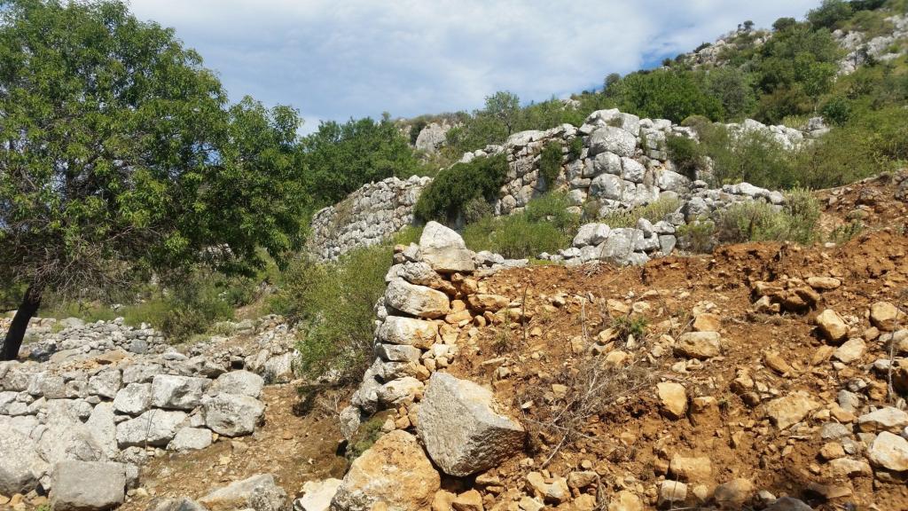 Marmaris Loryma Ruins