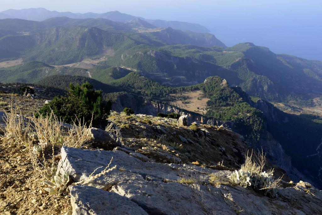Oludeniz Babadag Mountain