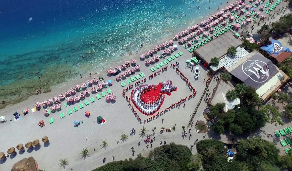 Oludeniz Fethiye Kumburnu Beach