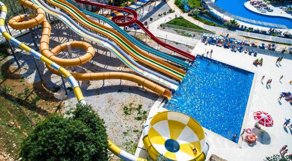 Oludeniz Fethiye Waterworld Aqua Park
