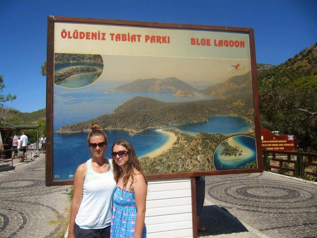 Oludeniz National Park