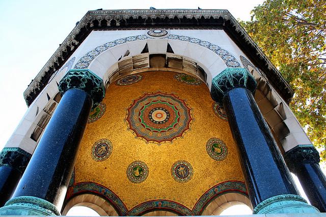 German Fountain Istanbul