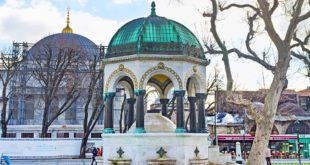 German Fountain / Istanbul