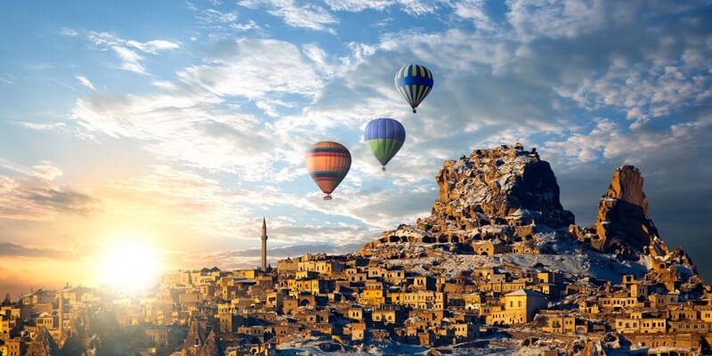 Yellow Tour of Cappadocia
