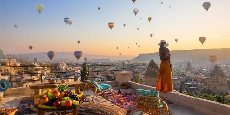 Cappadocia tour from Bodrum