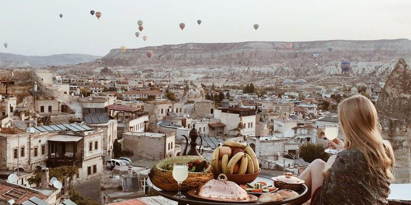 Cappadocia Tour from Antalya 3 Days