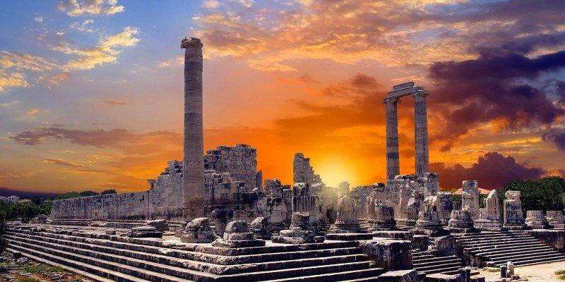 Didyma Ancient City Turkey