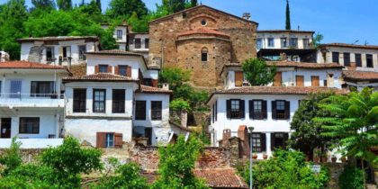 Ephesus and Sirince Village Tour