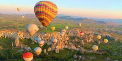 4 Days Cappadocia, Pamukkale, Ephesus Tour from Istanbul