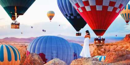 5 Days Turkey Tour (Vacation Package)