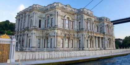 Beylerbeyi Palace & Camlica Hill Tour