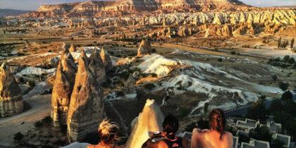 4 Days Cappadocia and Konya Tour
