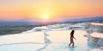 3 Days Cappadocia and Pamukkale Tour from Istanbul