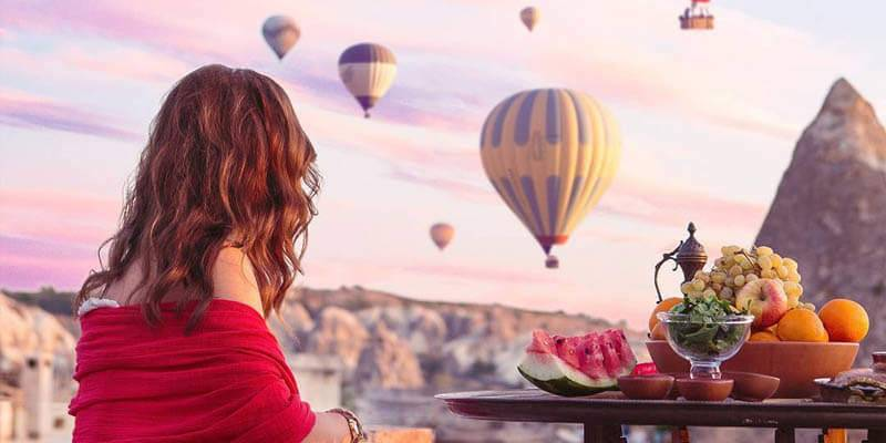 Cappadocia tour from İzmir