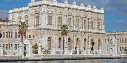 Dolmabahce Palace & Bosphorus Cruise Tour