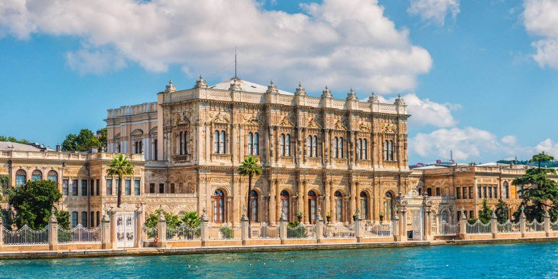 Dolmabahce Palace Museum Istanbul
