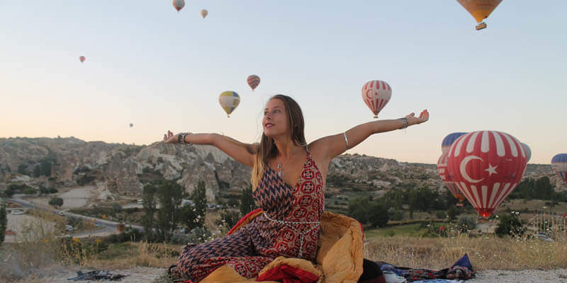 Pamukkale, and Cappadocia Tour Package