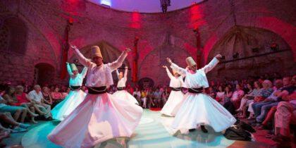 Hodjapasha Whirling Dervish in Istanbul
