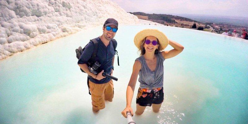 Pamukkale Calcium Pools