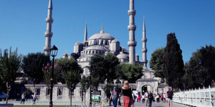 Charms of Turkey Package Tour 10-Day