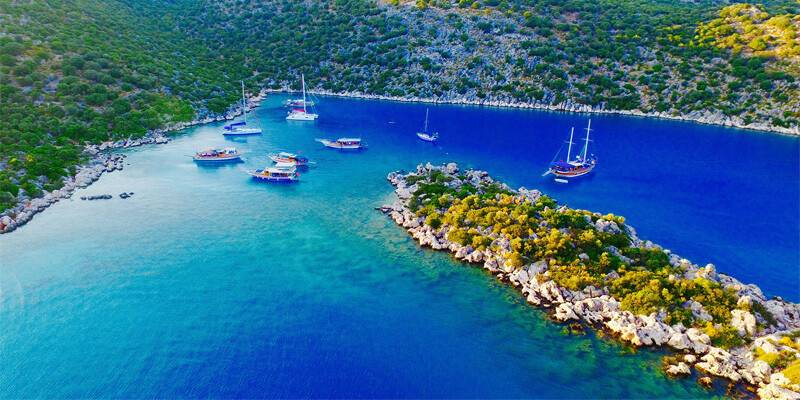10 Days Turkey Vacation Package
