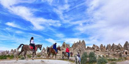 5 Days Cappadocia, Pamukkale, Ephesus Tour from Istanbul
