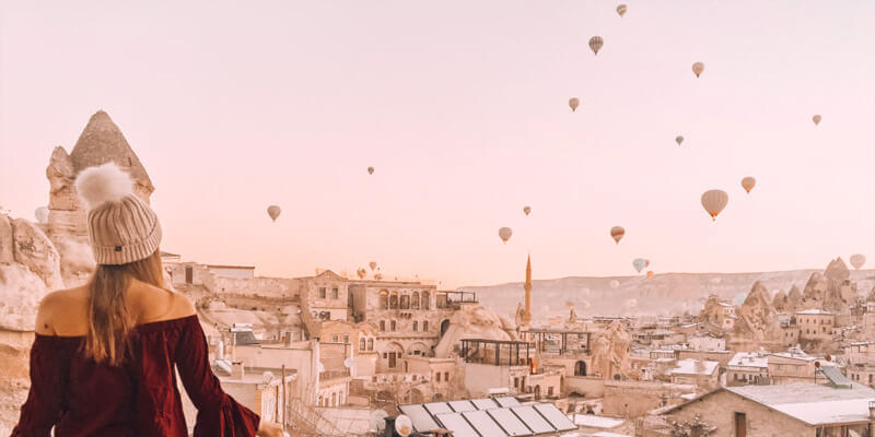 9 Days Captivating Turkey Tour Package from Istanbul