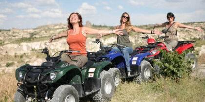Cappadocia ATV Quad Safari