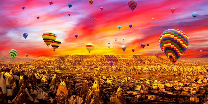 Cappadocia Day Tour From Ankara