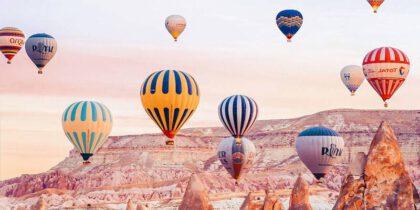 Cappadocia Deluxe Hot Air Balloon Flight