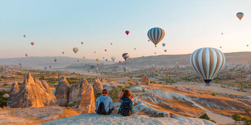 2 Days Cappadocia Tour from Pamukkale