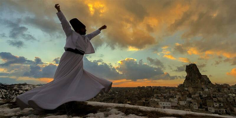 Cappadocia Whirling Dervishes Ceremony