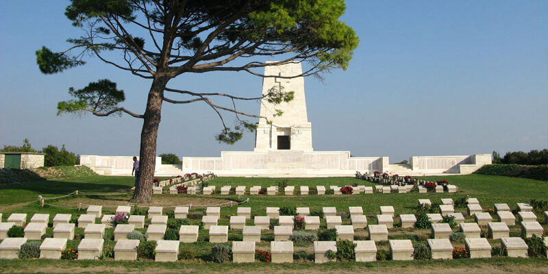 Gallipoli Tour From Canakkale