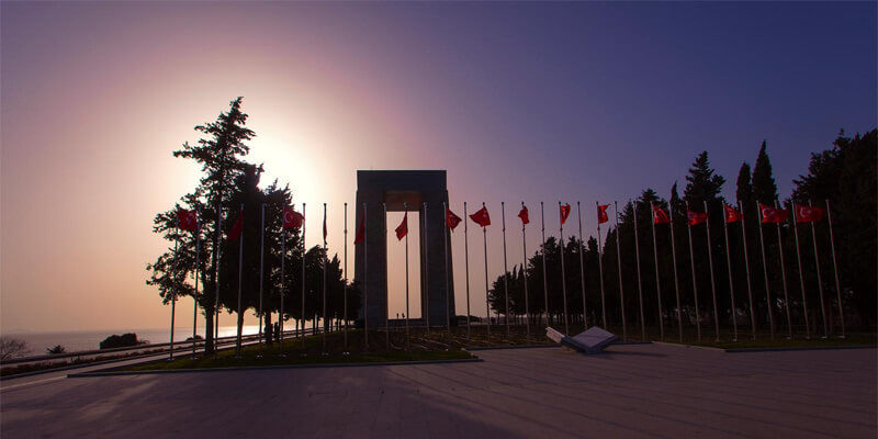 Gallipoli Full Day Tour from Canakkale