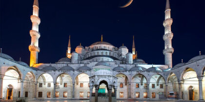 Islamic Istanbul Tour Package 4-Day