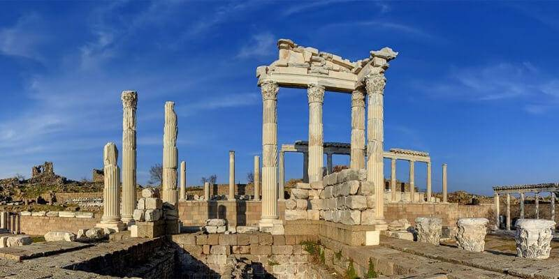 Troy and Pergamon Tour from Istanbul