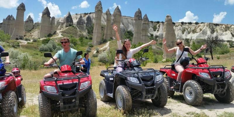 Cappadocia ATV Quad Safari (Sunrise)
