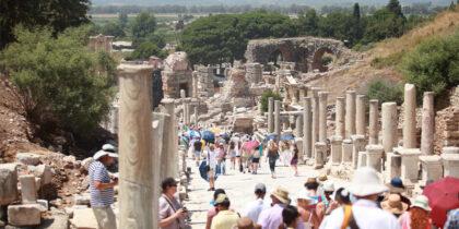 Ephesus Tour from Cappadocia