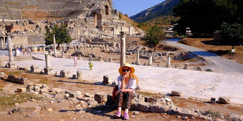 Pamukkale and Ephesus Tour from Cappadocia
