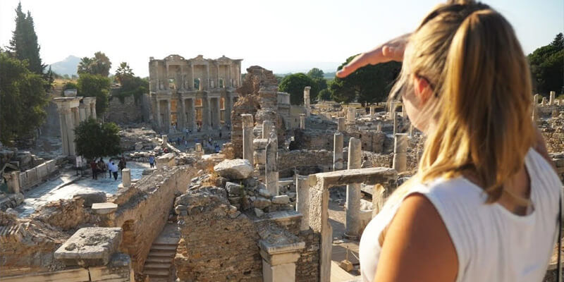 Pamukkale and Ephesus tour from Istanbul